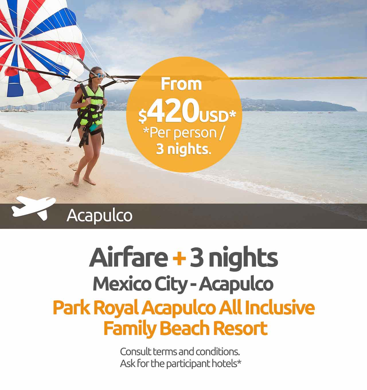 Christmas Travel Package Deals: Mexico Vacation Packages